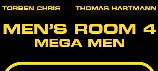 Men´s Room 4 – Mega Men 16/11-21