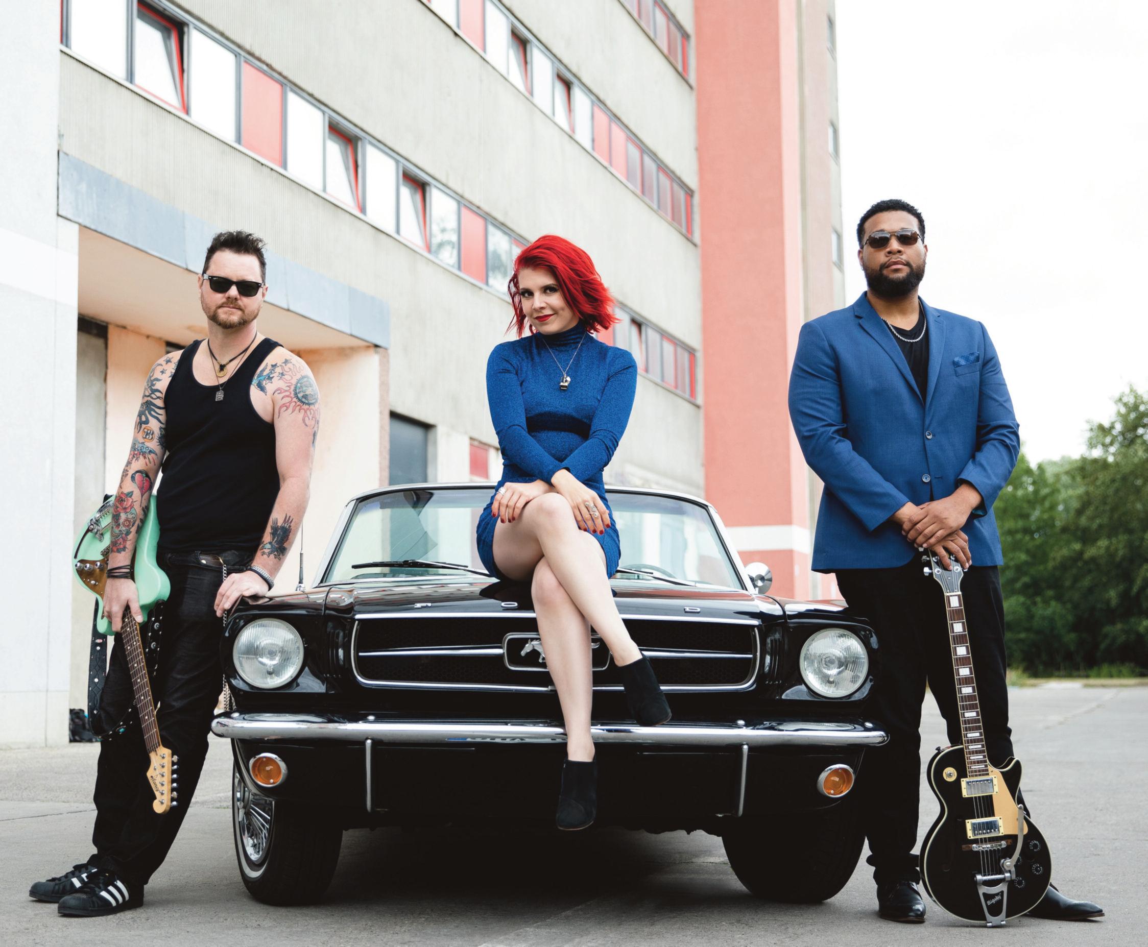 Blues Caravan 2020 10/9-20