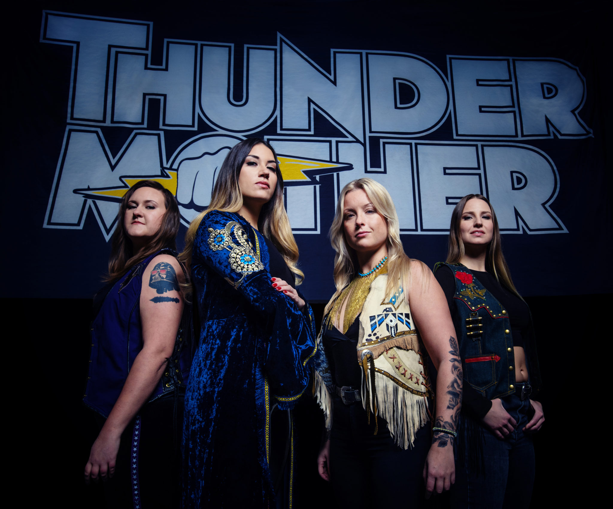 Thundermother (S) + Special guest  12-11-21