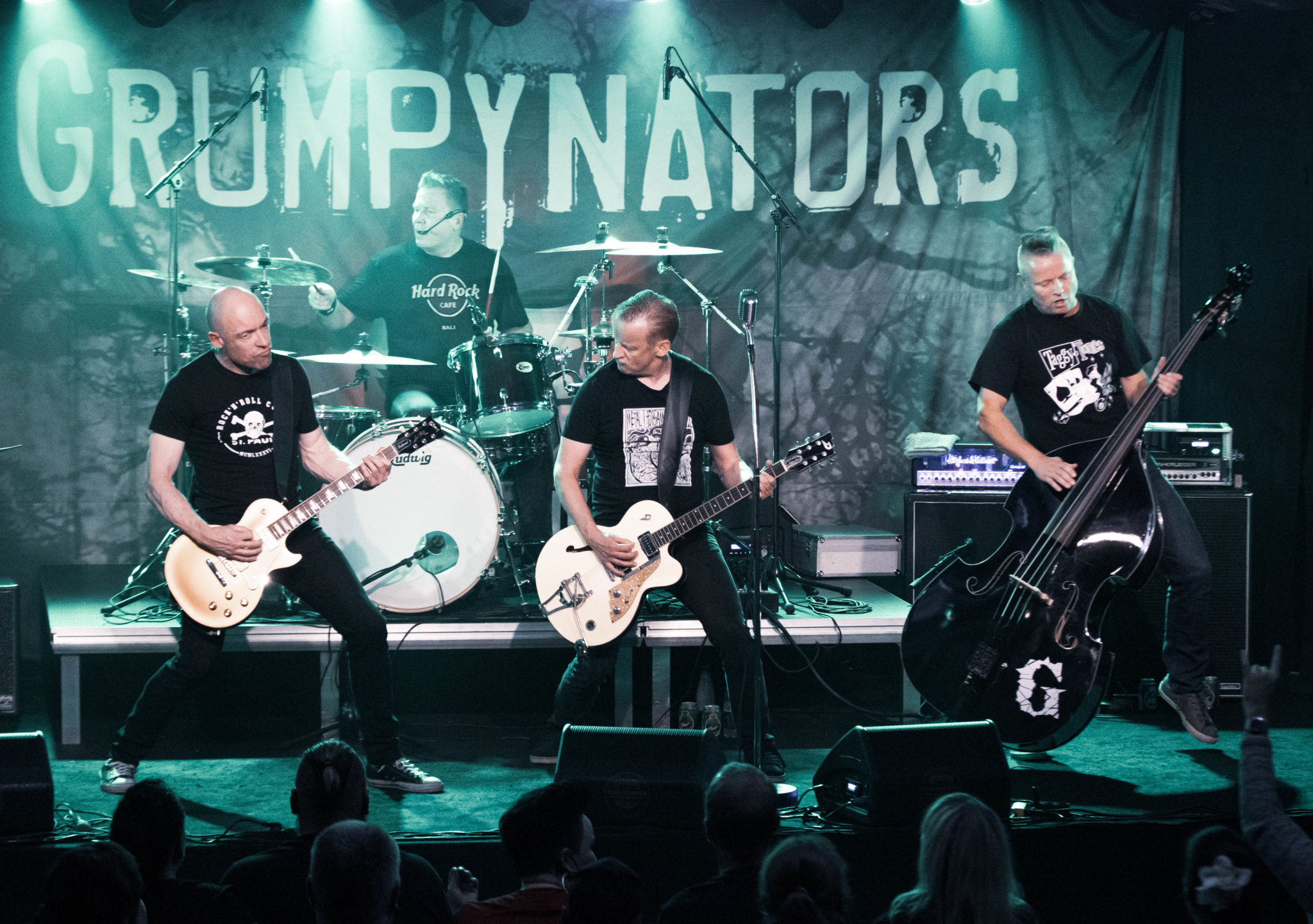 Grumpynators – Galleri